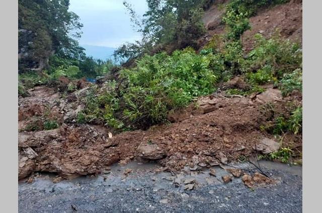 Sierra Negra en riesgo ante sismos y otros fenómenos naturales
