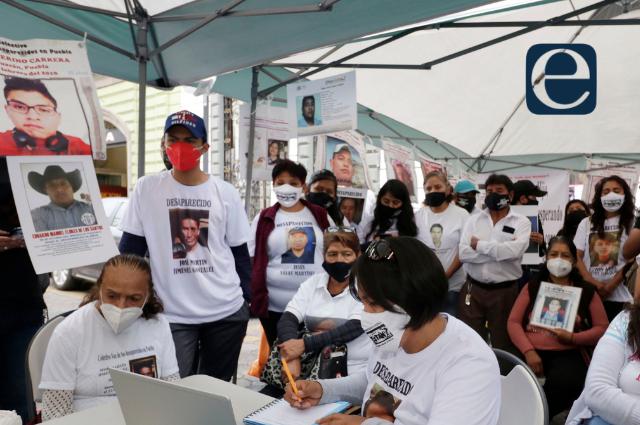 ONG exige ley de desaparecidos pero no imponer la de Barbosa