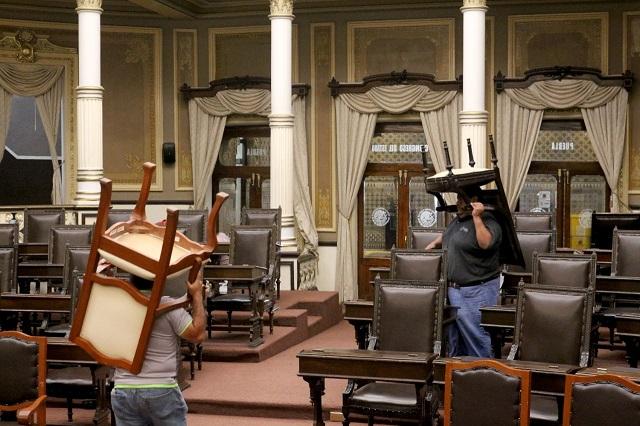 Desbandada legislativa:18 diputados buscan otro cargo