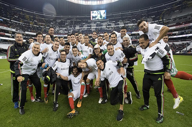 México prepara gira europea; Polonia sería el primer rival