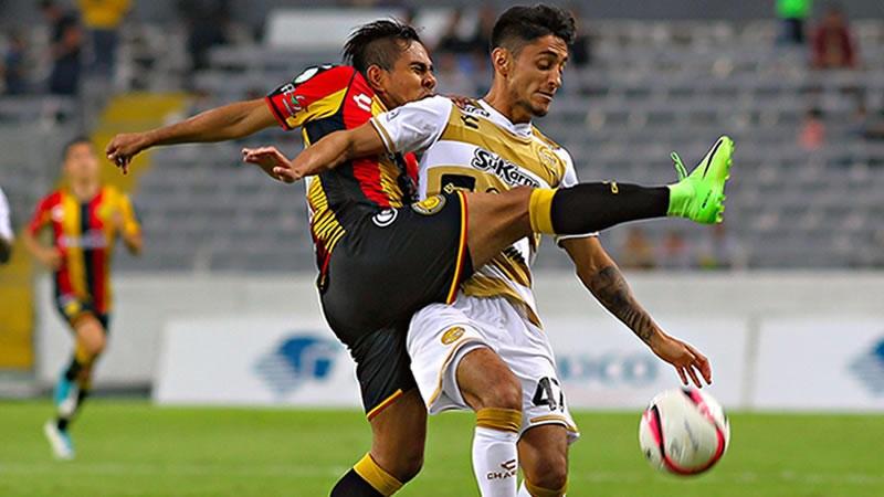 Multados y eliminados de la Copa MX quedan los Dorados