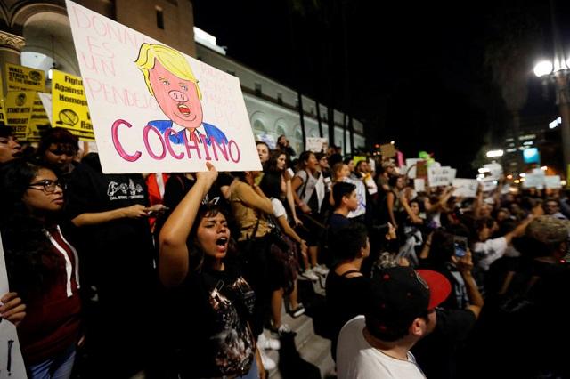 Anuncian marcha contra Trump y a favor de México para el domingo