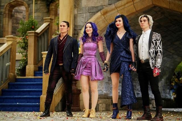 Estreno de Descendientes 3 en Disney Channel fue un éxito