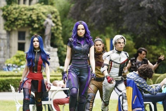 Descendientes 3 se estrena este viernes 9 de agosto en Disney Channel