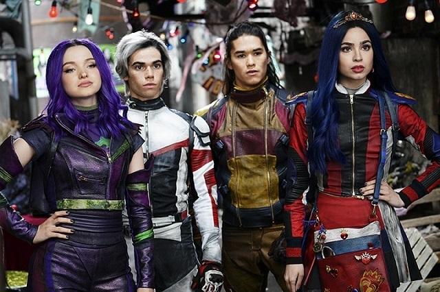 Descendientes 3 ya tiene fecha de estreno en Disney Channel