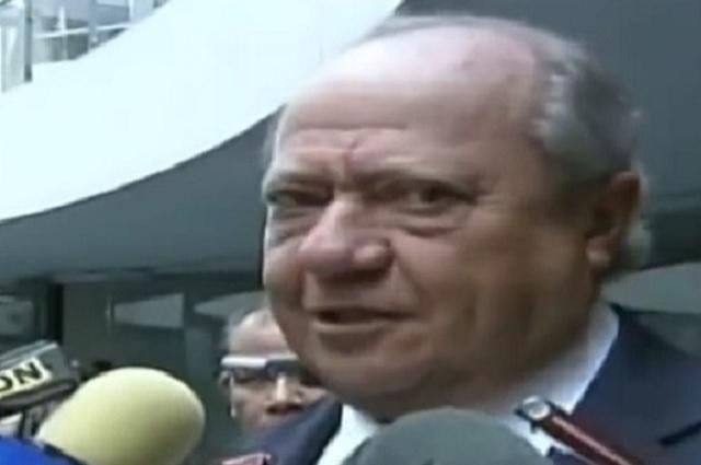 Romero Deschamps se habría dado a la fuga desde el 21 de octubre