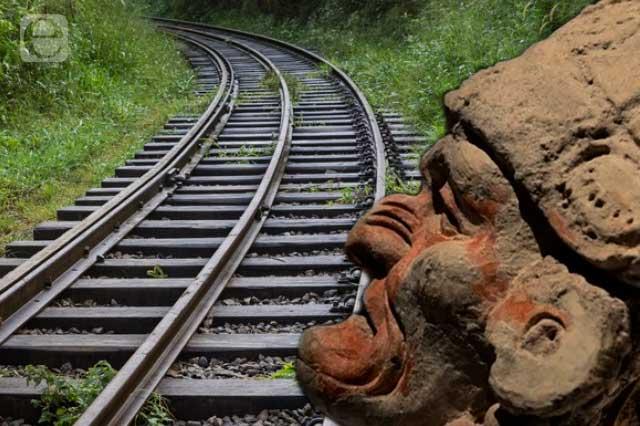 INAH encuentra riqueza arqueológica en ruta del Tren Maya
