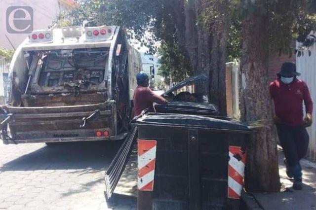 Recolectan una tonelada de residuos biológicos en Tehuacán