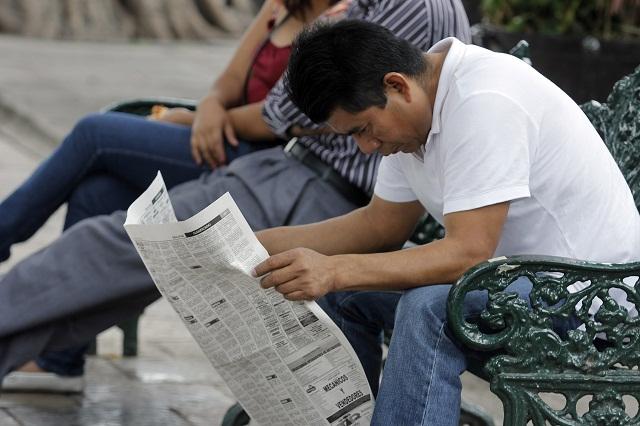 Mejora Puebla tasa de desempleo pero tiene 78 mil desocupados