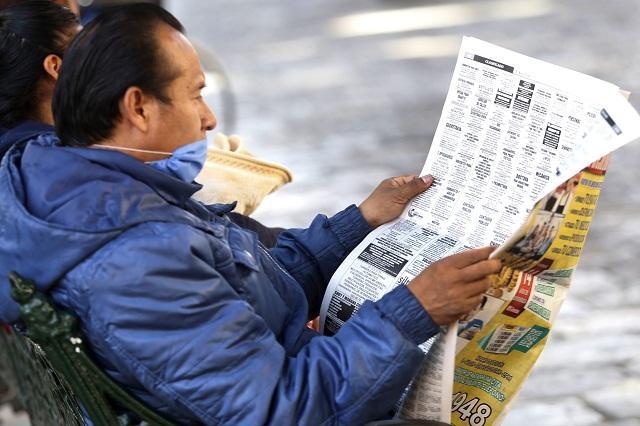 Desempleo disminuyó 3% en Puebla durante el primer trimestre de 2016