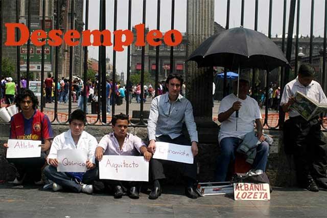 Desempleo, una cruel realidad de latinoamericanos