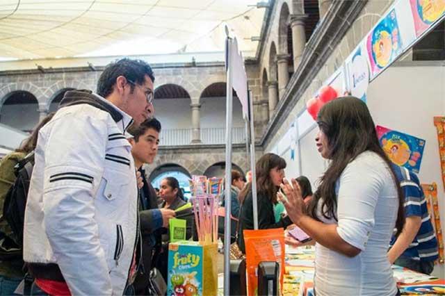 Registra Puebla la tasa de desempleo más baja desde 2006: Michel Chaín