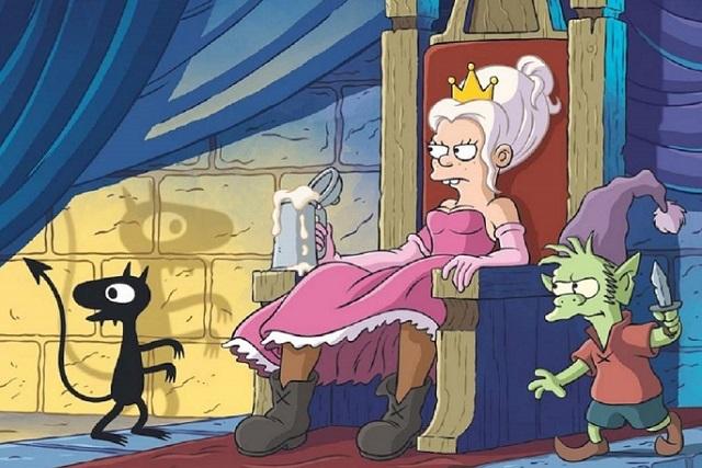 Desencanto, la serie de Matt Groening, tendrá segunda temporada