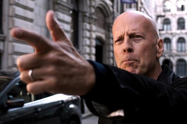 En Deseo de matar, Bruce Willis ejecuta una brutal venganza