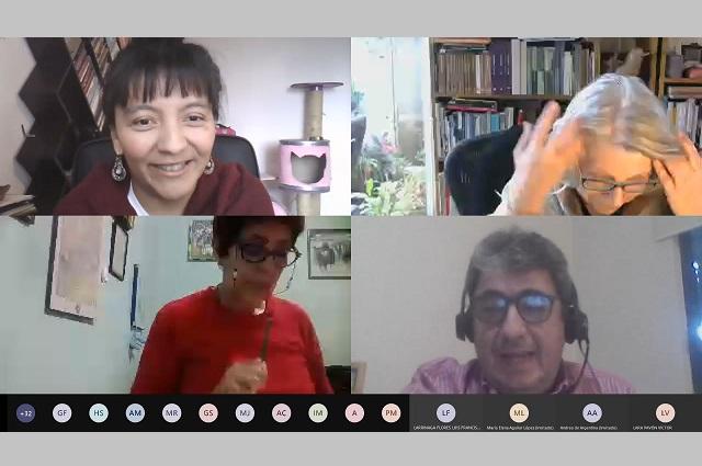 Presentan en Ibero Puebla libro sobre el daño Covid a la educación