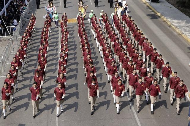Por segundo año consecutivo cancelan desfile del 5 de mayo