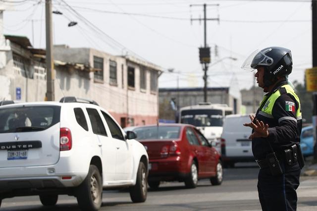 Desviarán rutas del transporte público por el desfile