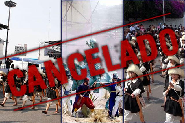 Ahora el coronavirus obliga a cancelar el Desfile del 5 mayo