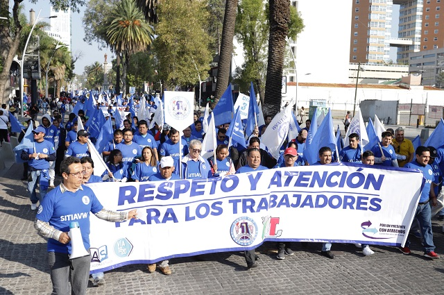 Pide Barbosa precauciones contra covid en marchas del 1 de mayo