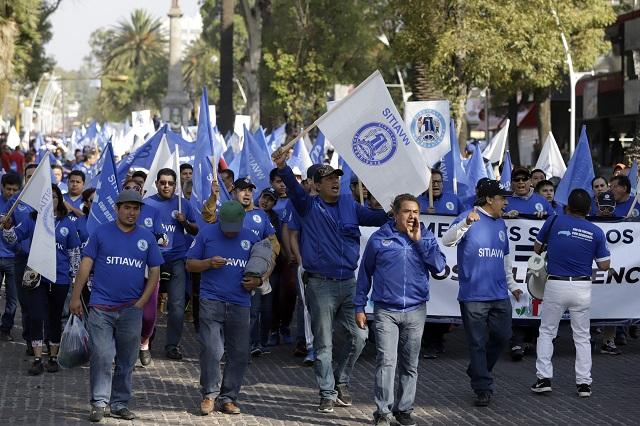 Por negativa de VW a pagar utilidades, queja legal del sindicato