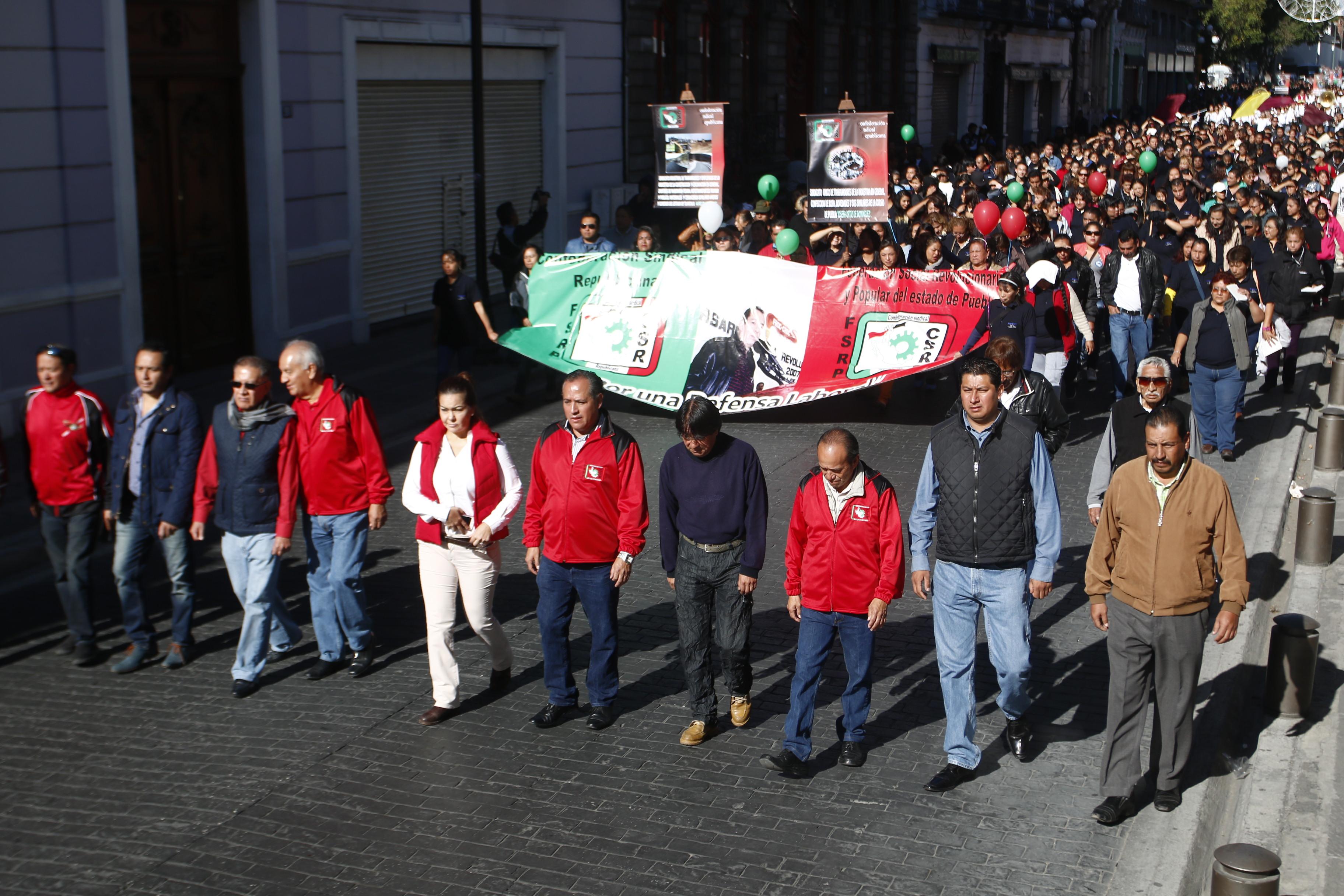 Cada tercer día, obreros son víctimas del delito, denuncia CSR