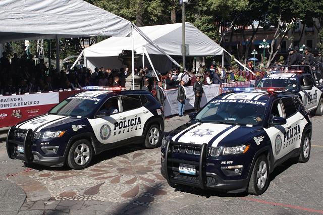Lanzan segunda licitación para rentar mil patrullas en Puebla