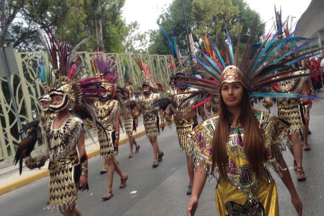 Participarán 15 mil  estudiantes en desfile del 16 de Septiembre