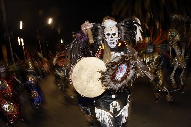 Habrá cortes de circulación por el Desfile de Calaveras