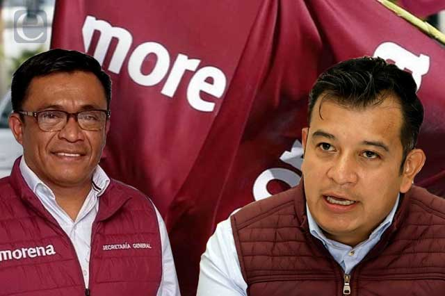 Tendrá Morena oootro dirigente en Puebla; Belmont es interino