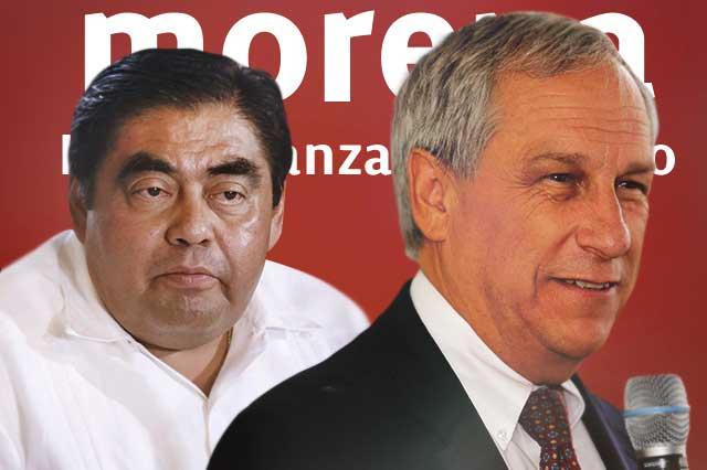 Desiste Barbosa de ocupar la coordinación estatal de Morena