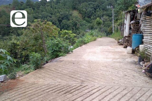 En Huauchinango niegan recurso para reparar daños por lluvias
