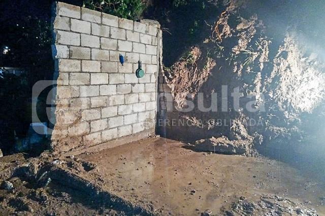 Suman 7 los muertos por deslave en Santo Tomás Chautla: SGG