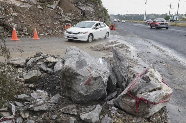 Prevén lluvias intensas para Veracruz y el norte de Puebla