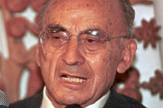 Desmienten versión que dio por muerto al ex presidente Luis Echeverría