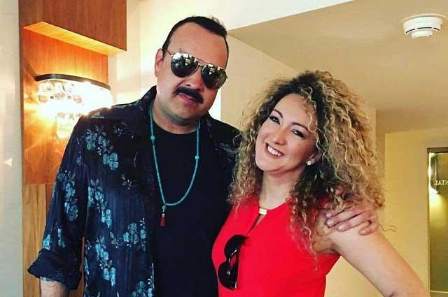 Pepe Aguilar compone temas junto a la creadora de Despacito