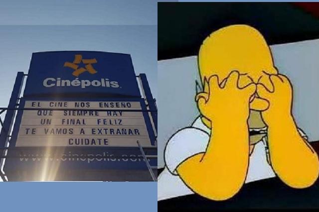 La emotiva despedida de Cinépolis tras cerrar sus cines en México