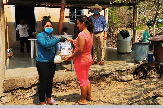 Pobladores de Axutla sufren crisis económica por Covid-19