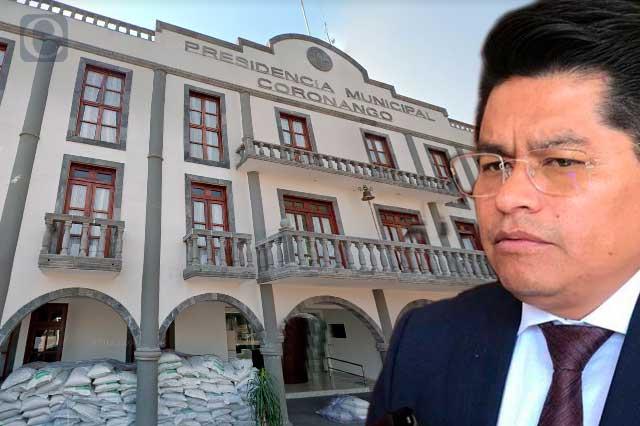 Habrá más de cien despidos en el ayuntamiento de Coronango