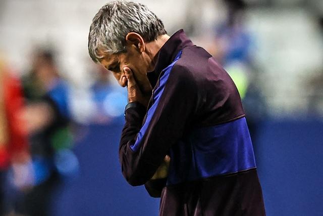 Barcelona no perdona a Setién y lo corre tras humillación en Champions