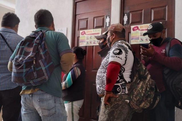 Acusan despido injustificado sindicalistas de Tehuacán
