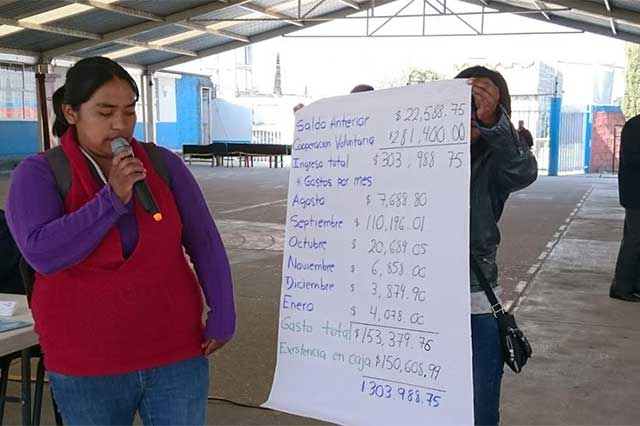 Asamblea revela desvío de fondos en primaria en Barranca Honda