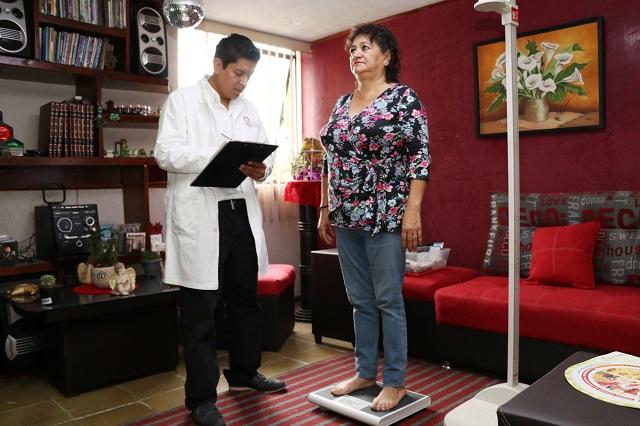 Puebla, líder nacional en detección de la diabetes
