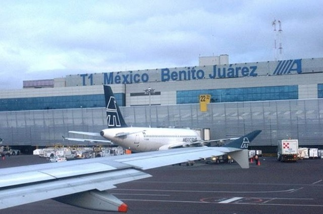 Detectan red en aeropuerto CDMX de robo a transportistas
