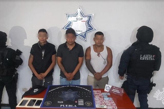 Detiene SSP a narcomenudistas en la capital y en municipios