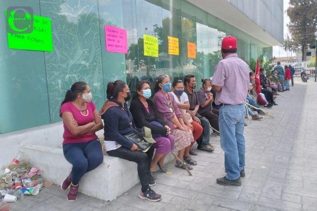 Pobladores de Juan N. Méndez acusan detención ilegal
