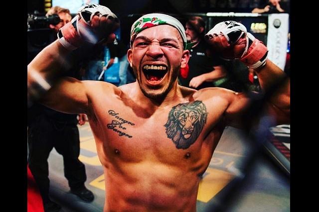 UFC: mexicano Irwin Rivera es arrestado por intento de homicidio
