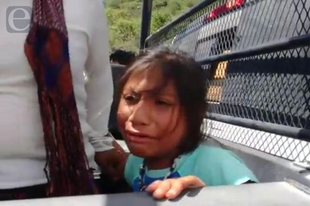 Investiga CDH Puebla detención de menor en desalojo del relleno