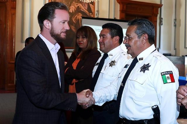 Reportan 92 detenciones en la última semana en Puebla capital