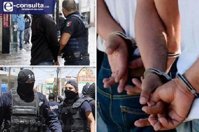 Incumple Puebla con el Registro Nacional de Detenciones