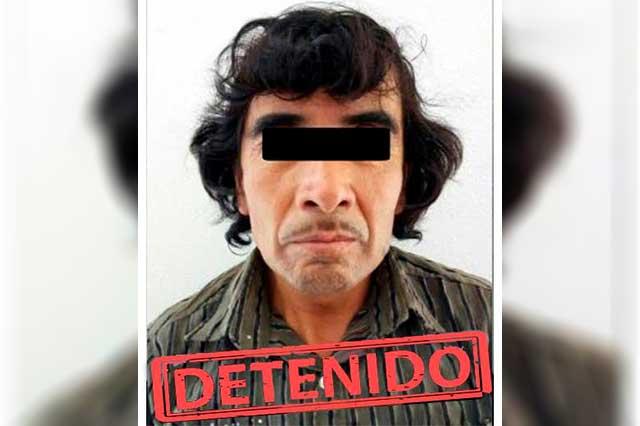 Cae ex policía de Petlalcingo por violación; el edil sigue prófugo